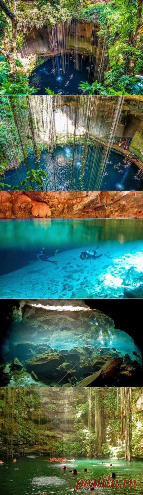 Юкатан и его сеноты / Туристический спутник