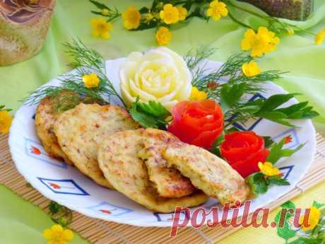 5 рецептов оладий из кабачков - Кулинарные идеи - Леди Mail.Ru
