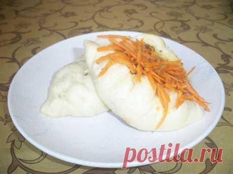 Корейская кухня, рецепт: Пигоди (пянсе)