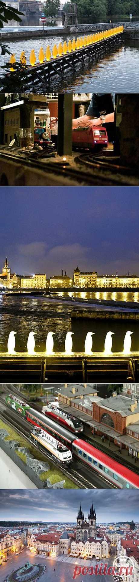 Это надо видеть: секретные места Праги, которые вы не найдете в типичном путеводителе | Очкарик
