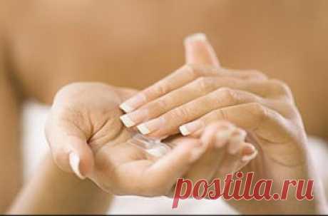 Омоложение кожи рук в домашних условиях.