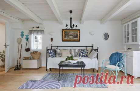 Именно о такой даче вы мечтаете: деревянный домик в Польше — INMYROOM