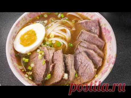 Китайский суп. Нам не страшен коронавирус. Правильное мясо для бульона.