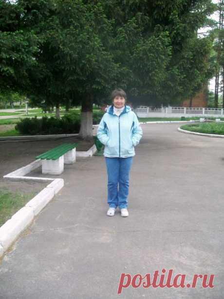 Валя Белышева