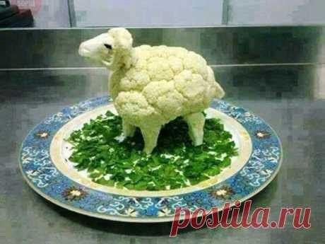 Как пошутить над вегетарианцем