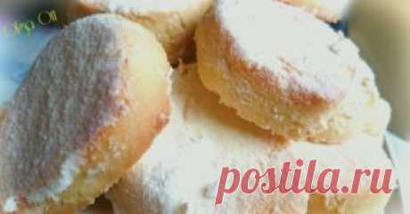 Песочное печенье, которое тает во рту Самое вкусное печенье к чаю!