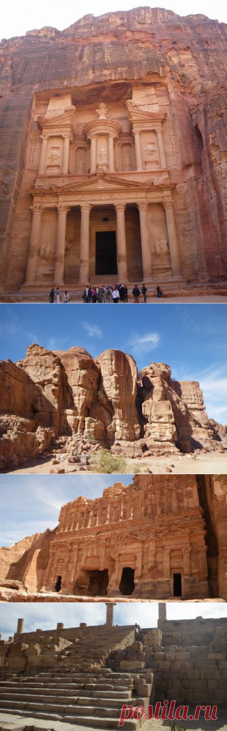 Экскурсия в Петру из Шарм-эль-Шейх