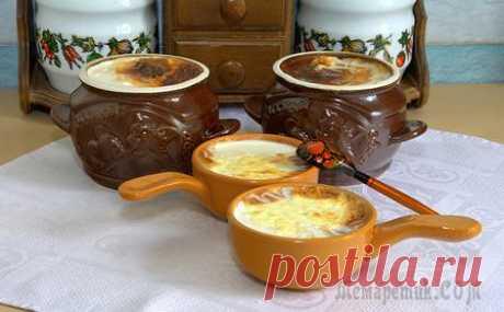 Варенец - кисломолочный продукт приготовленный в домашних условиях