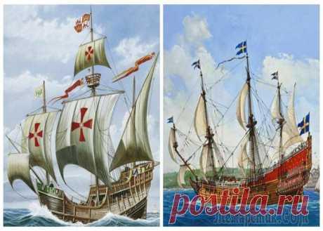 «Ваза», «Миссури» и «Бисмарк»: 10 знаменитых кораблей, вошедших в историю