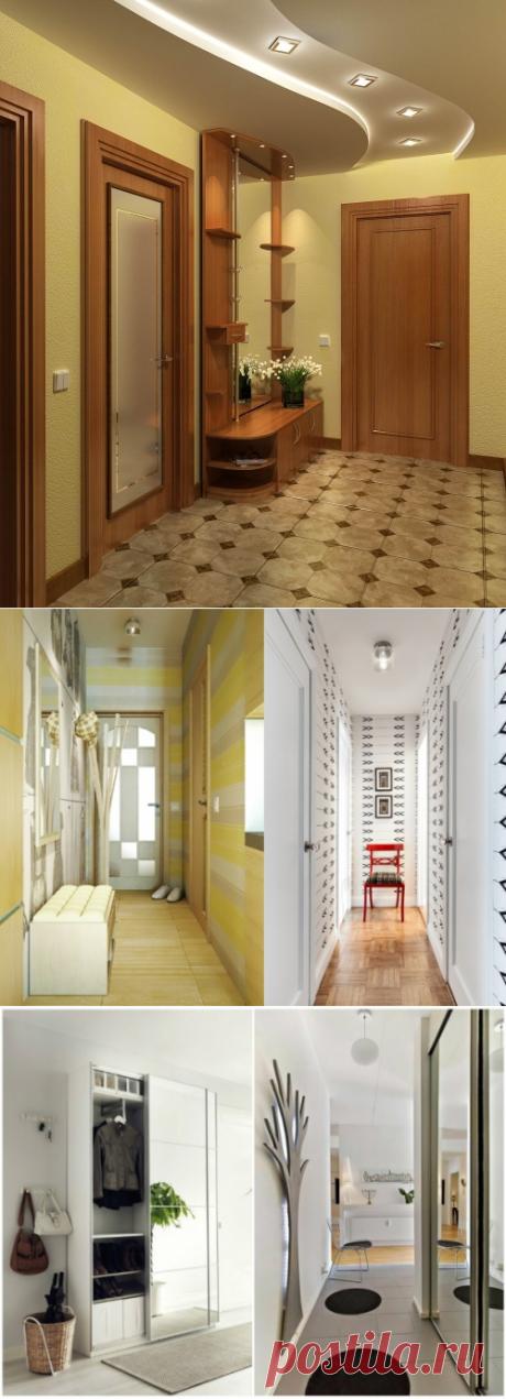 Ремонт прихожей в квартире: фото, малогабаритные, идеи, рекомендации, советы