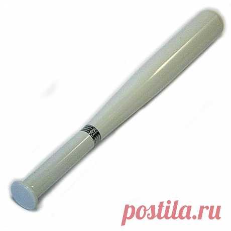 Ручка шариковая Бейсбольная бита - 10 руб