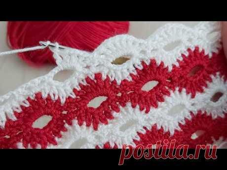 Super Easy Crochet Knitting - Cook Güzel Tığ İşi Yelek Battaniye Modeli