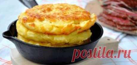 Потрясающие кукурузные лепешки с сыром — Копилочка полезных советов