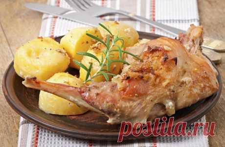 Блюда из кролика – рецепты для будней и праздников   Статьи (Огород.ru)
