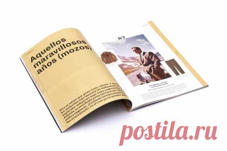 Mine Magazine Layout Design on Behance