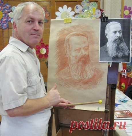 Здесь Вы можете заказать портрет по фото  бытовой, парадный, свадебный, Эл. почта yriy_gu@mail.ru  Тел. 89511499093