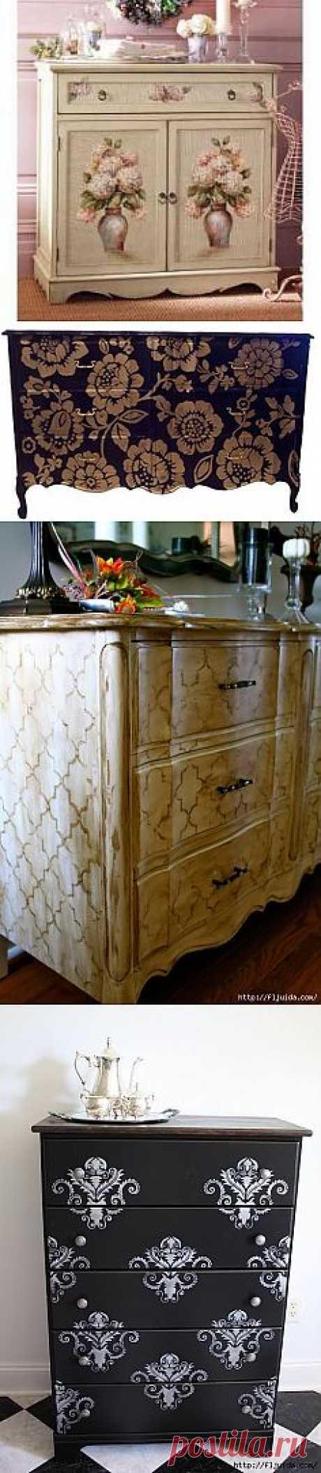 2 part. Smart furniture alterations.