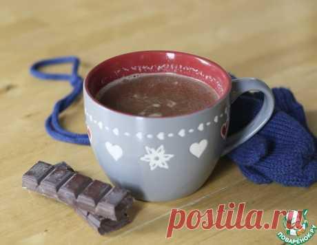 Пряный горячий шоколад – кулинарный рецепт