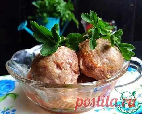 Тефтели «Любимые» – кулинарный рецепт