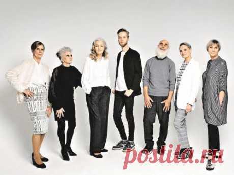 В России появилось модельное агентство для пожилых