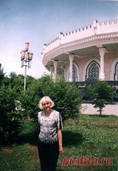 Людмила Дубовицкая