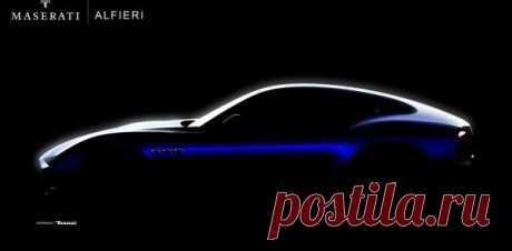 Новая Maserati Alfieri 2020 - фото, видео, технические характеристики