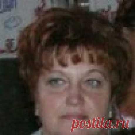 Ольга столпакова