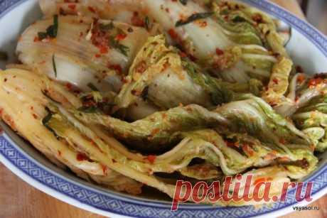 5 простых корейских закусок – Вся Соль - кулинарный блог Ольги Баклановой