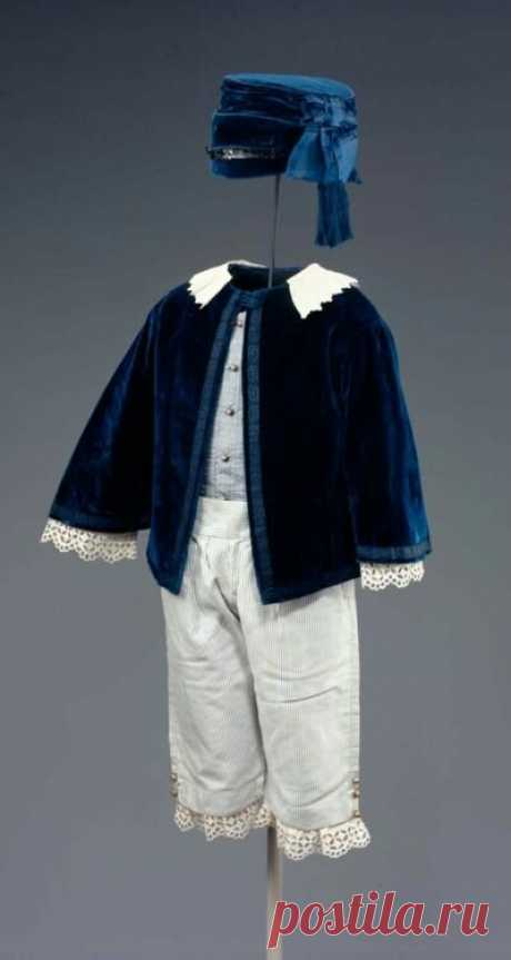 Одежда  для мальчиков 19 век.