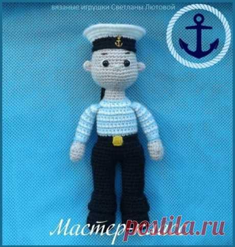 Схемы вязания кукол- Умелки - сайт для рукодельниц