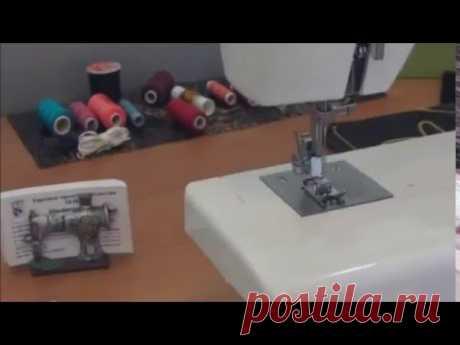 Идеальная игла для швейной машины