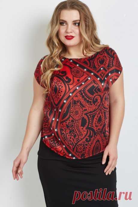 Купить блузу SEJO 8827 за 1 380 руб. в интернет магазине Shopgruop.ru