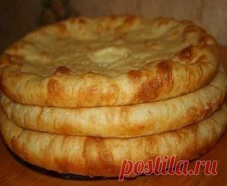 Пироги с картошкой - У нас так