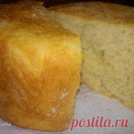 Пшеничный хлеб в духовке - ароматный и вкусный