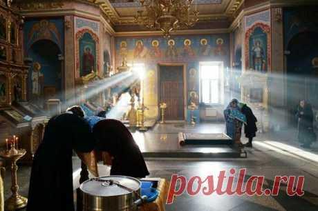 С каких слов нужно начинать исповедь | Блог православной | Яндекс Дзен
