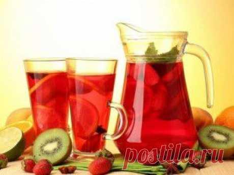 10 самых полезных напитков