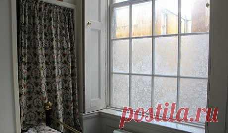 Кружева на окнах, отличный способ избавится от навязчивых взглядов с улицы — Сделай сам, идеи для творчества - DIY Ideas