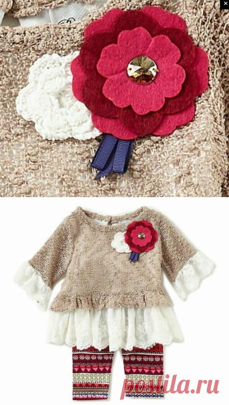 Модный наряд для девочки, который можно сделать своими руками. Идеи, фото, подсказки | Поделки, рукоделки, рецепты | Яндекс Дзен