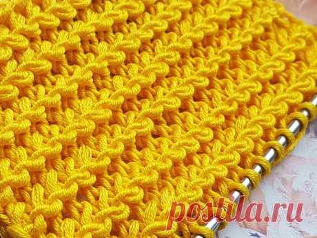 Узор в вашу копилку. | Asha. Вязание и дизайн.🌶 | Яндекс Дзен