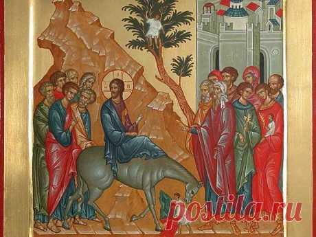 Вербное воскресенье: приметы и традиции
