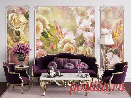 """Изображение #5374 """"Фантазия с розами"""""""