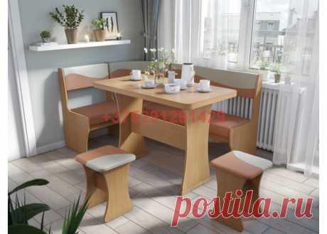 Кухонный уголок Титул-1 (ольха горская/брауни, латте): купить в Минске недорого, низкие цены, скидки, рассрочка