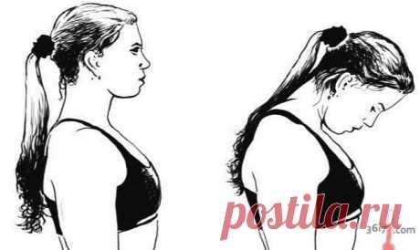 Гимнастика для шеи от храпа и для хорошего самочувствия — Копилочка полезных советов