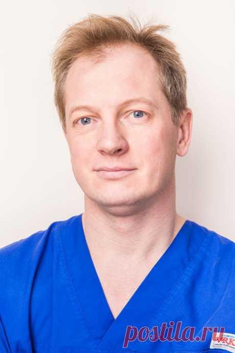 Янушанец Никита Юрьевич. Врач-реабилитолог, кинезиолог.