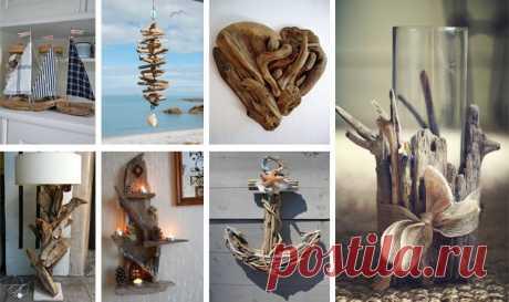 Замечательные проекты DIY, которые вы можете сделать с корягами - искусство в жизни
