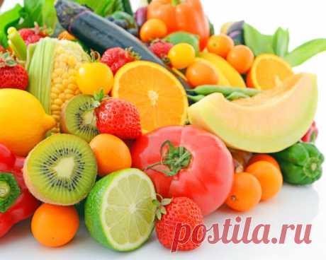 Как сберечь максимальную ценность овощей и фруктов? | Любимая Дача | Яндекс Дзен
