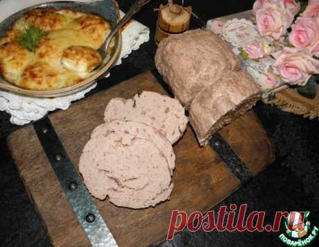 Мясной рулет – кулинарный рецепт
