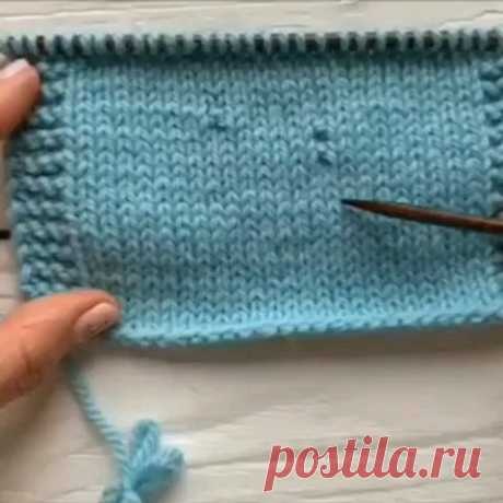 Некоторые особенности в вязании спицами