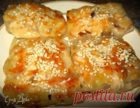 Блинчики в рисовой бумаге, рецепт с ингредиентами: сыр, курица, рисовая бумага