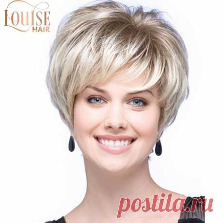 832.56руб. 31% СКИДКА Луиза блонд парик 10 дюймов светильник коричневый Боб парики для женщин с боковой челкой волосы высокая температура волокна прямые парики on AliExpress  Покупай умнее, живи веселее! Aliexpress.com